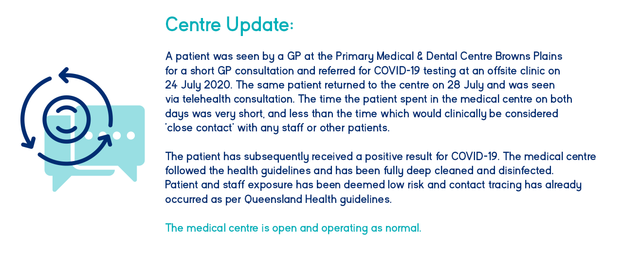 300720 MedCentre Browns Plains alert_text.png
